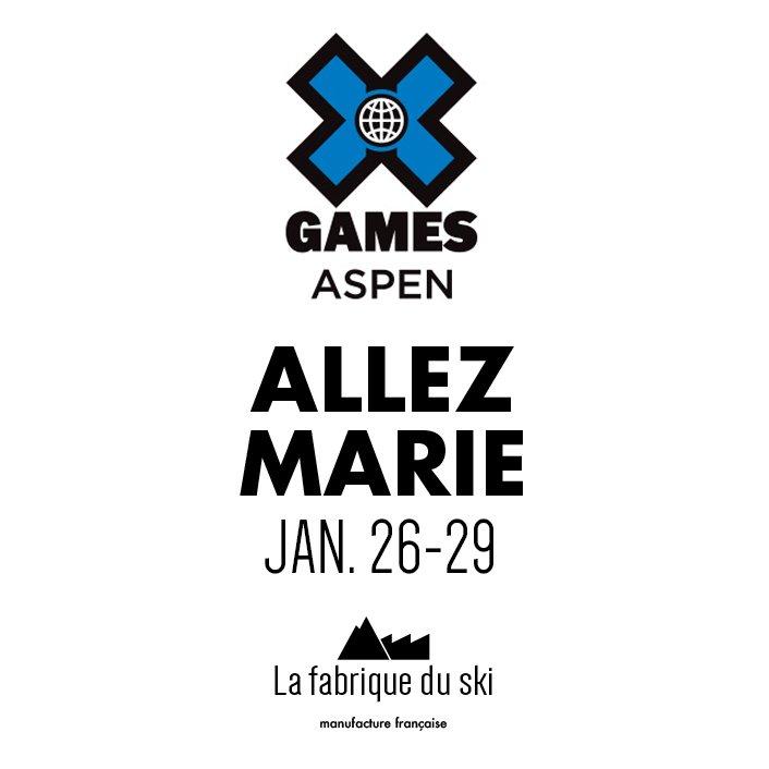 Marie Martinod, sélectionnée pour les winter Xgames