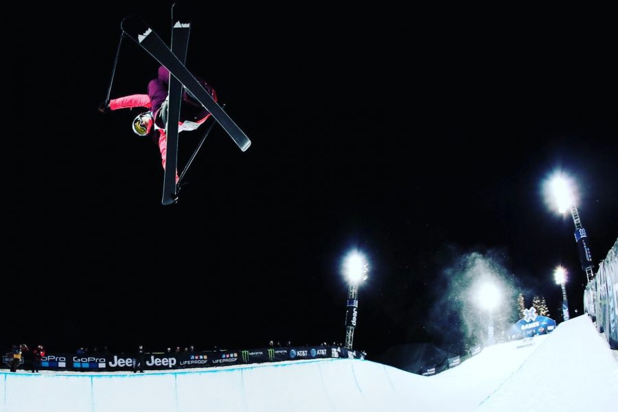 Marie Martinod remporte l'Or aux X Games 2017